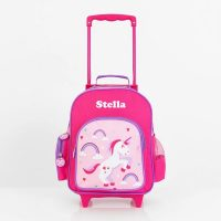 personalised kids trolley case