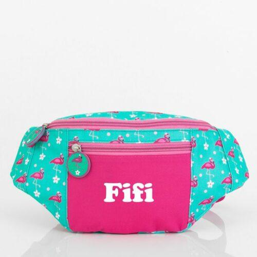 personalised bum bag girls