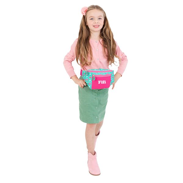 Personalised Bum Bag For Girls Bum Bag With Your Child S