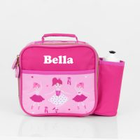 ballerina personalised lunch bag