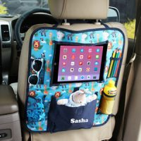 safari boys car organiser