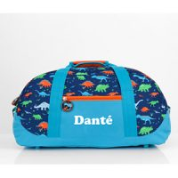 boys sports bag with name