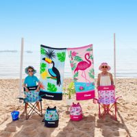 personalised kids beach equipment