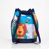 personalised buys safari swim bag