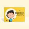 adventure personalised story book