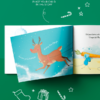 christmas personalised book