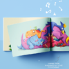 dinosaurs personalised kids book