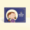 The Princess In You Personalised Story Book