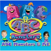 abc personalised photo dvd