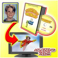 Personalised Photo DVD Amazing Kid