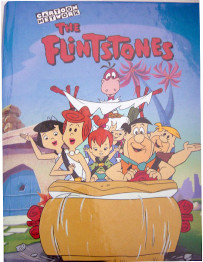 Flintstones Personalised Book