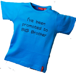 Personalised Kids TShirt